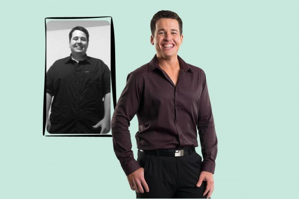 Andrew Knox – Lost 90kg