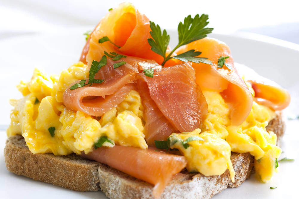 Bodytrim-Smoked-Salmon-Eggs-Toast-Recipe-Weight-loss-Image