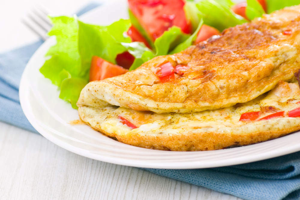 Bodytrim-Tomato-onion-omelette-Weight-loss-Recipe-Image