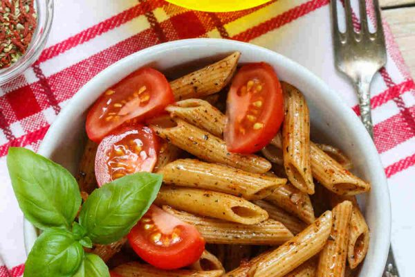 Tuna & Wholemeal Pasta Salad